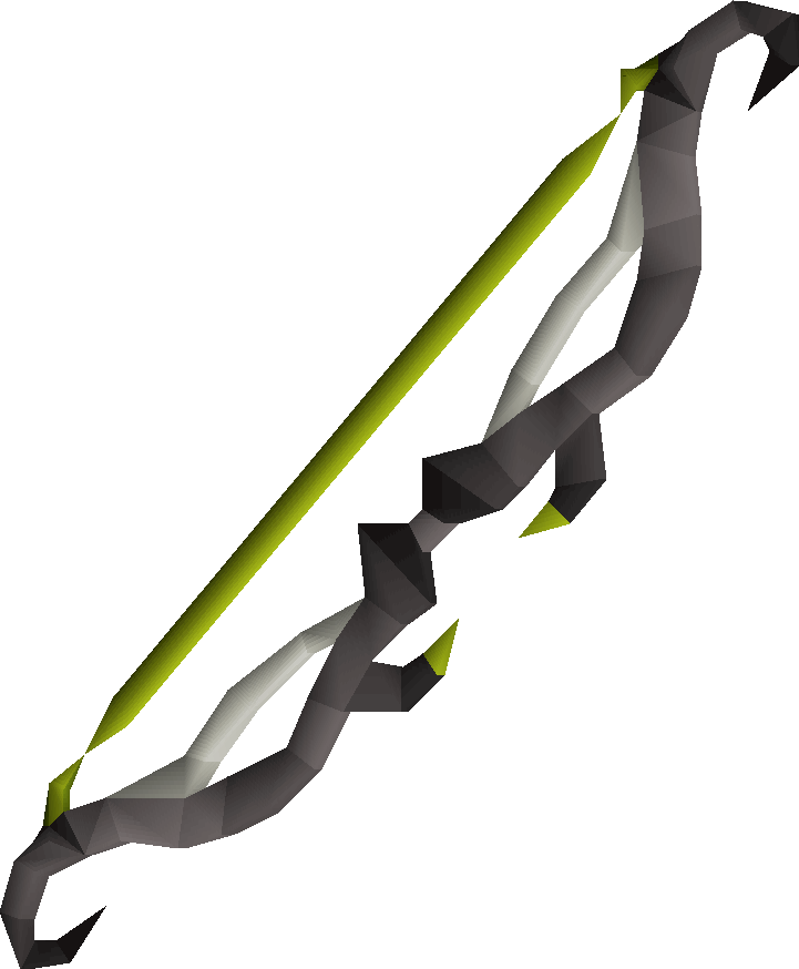 twisted bow in old school runescape